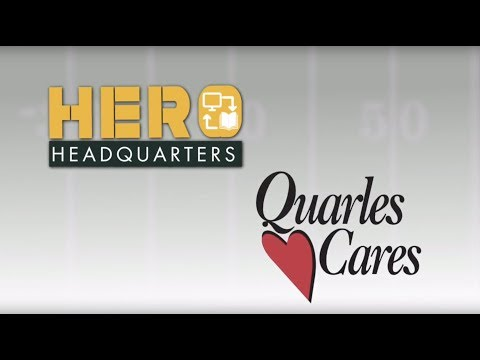 Quarles & Brady excited to sponsor Ha Ha Clinton-Dix's first HERO headquarters