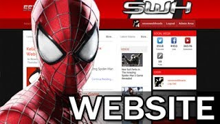 SevenWebHeads Website Is Now Up! The Ultimate Spider-Man Community