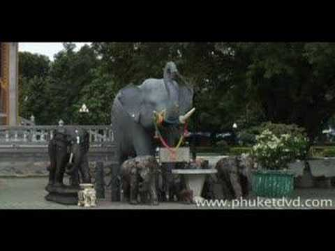 Phuket Thailand Video Guide - chpt 15: Wat Chalong Temple
