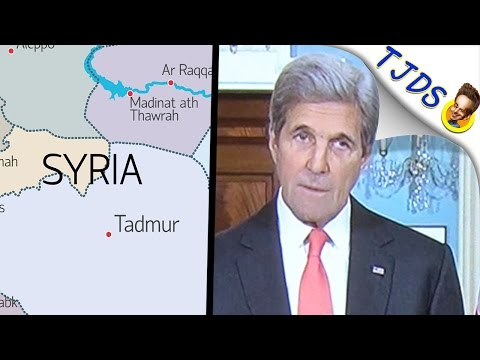 John Kerry Spews Hypocritical Propaganda On Russia's Syria Bombing