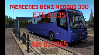 "[""ets 2"", ""euro truck simuator 2"", ""american truck simulator"", ""truckersmp"", ""mercedes benz"", ""neobus"", ""330"", ""bus"", ""mod"", ""1.35"", ""next gen graphics"", ""road"", ""bus driver"", ""bus simulator"", ""roadtrip"", ""enjoy"", ""sit back"", ""relax"", ""familiy"", ""friendly"