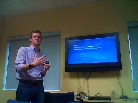 Youth Ministry Philosophy Presentation