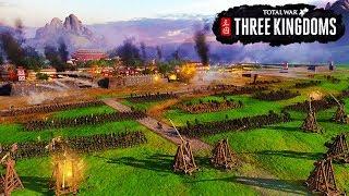 Total War THREE KINGDOMS - Sieges, Unit formations, Classic Vs. Fantasy Mode