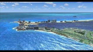 Cancun Mexico FSX