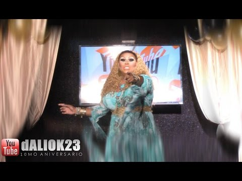 DALIOK23's • '10MO ANIVERSARIO'   JLA ELAINE ZAES