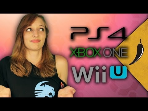 PS4 vs. XBOX ONE vs. WII U - PS4 vs. XBOX ONE vs. WII U