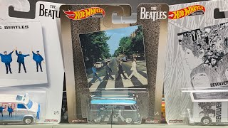 Lamley Preview: Hot Wheels Pop Culture The Beatles 2