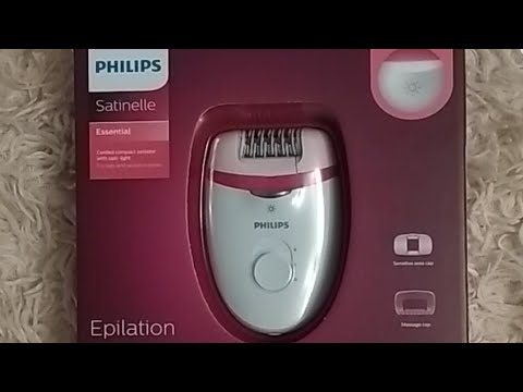 Епілятор PHILIPS Satinelle Essential BRE255/00