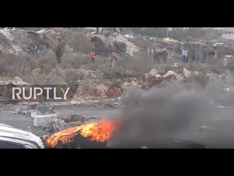 State of Palestine: Violent clashes continue between Israeli security forces and protesters