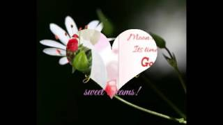 Lovely Good Night Flowers wallpapers