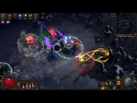 3.2 Deathless uber elder [75 dodge, 79 block molten strike gladiator]