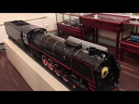 Haapsalu Railway Station and Museum Estonia (part 2)