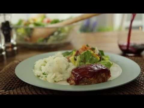 How to Make Mini Meatloaves | Beef Recipes | Allrecipes.com