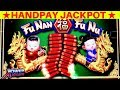 My BIGGEST HANDPAY JACKPOT On FU NAN FU NU Slot Machine | $8.80 Max Bet ✨MASSIVE WIN✨ | JACKPOT WON