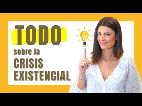 Cómo Salir de la Crisis Existencial y HACER UN CAMBIO EN TU VIDA