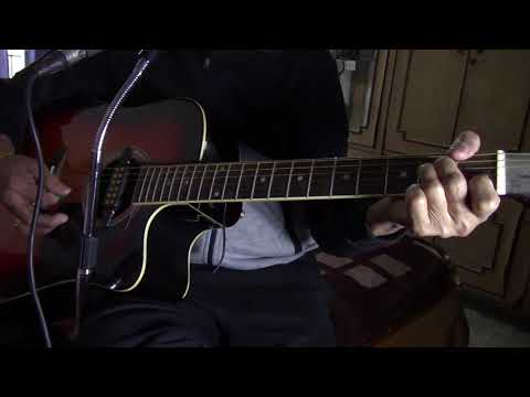 EK HASEENA THI [karz]  GUITAR CHORDS and SINGING