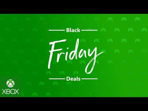 2017 Xbox Black Friday Gold Early Access Promo