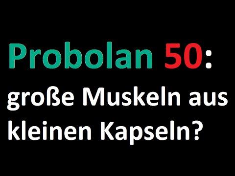 Probolan 50: Erfahrungen, Bewertung der Inhaltsstoffe, Preisvergleich und klares Fazit