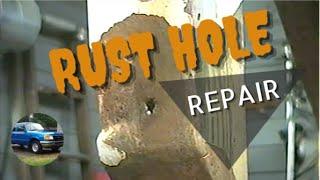 Lower Fender Rust Repair - Fixing Rust Behind the Wheels of a Car | Truck