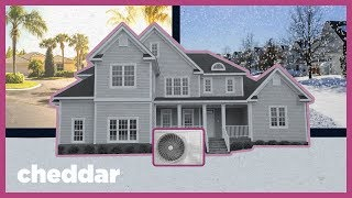 Open Layout Homes Have A Surprising Problem - Cheddar Explains