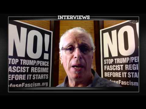 Andy Zee Talks RefuseFascism With John Iadarola On The Young Turks