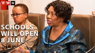 Basic Education Minister Angie Motshekga on Monday morning apologised to South Africans for the inconvenience caused on Sunday when her department at the 11th hour announced that the phased reopening of schools would be postponed to 8 June.  #AngieMotshekga #Covid19 #SchoolReadiness