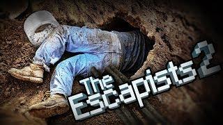 Ucieczkę czas Zacząć!    The Escapists 2 #0-2