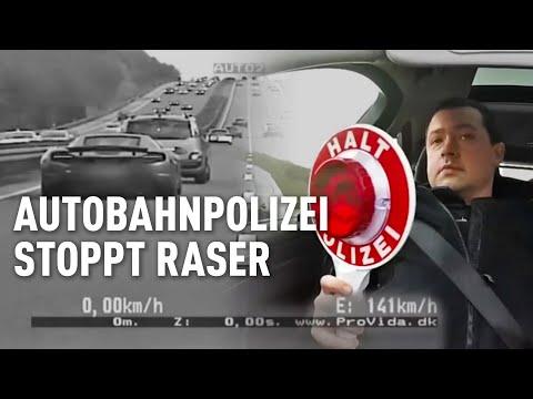 A3: Einsatz mit der Autobahnpolizei Wiesbaden - Folge 1 - Rechts überholen