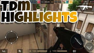 Team Deathmatch Highlights // Standoff 2