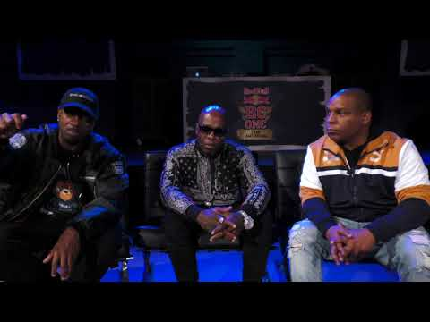 Naughty By Nature interview - DJ Kay Gee, Treach, Vin Rock