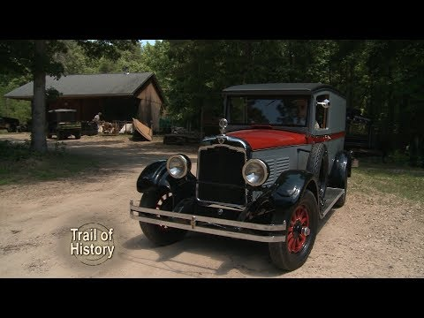 Trail of History - 702 - Classic and Antique Car Culture in the Carolinas