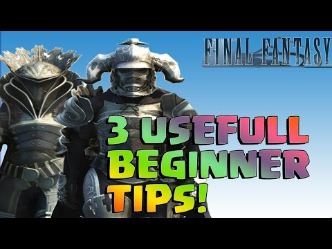 MY TOP 3 FINAL FANTASY BRAVE EXVIUS TIPS FOR BEGINNERS!