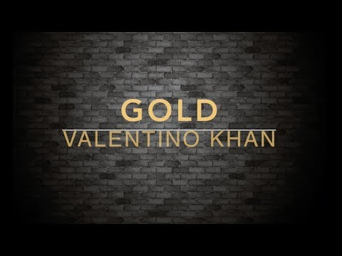 Valentino Khan - Gold feat. Sean Paul (Lyrics/ lyric Video)