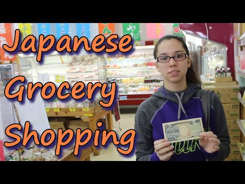 Okinawa: Grocery shopping off base Kadena