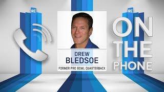 Drew Bledsoe Talks Celts' Terry Rozier, Patriots & More with Rich Eisen | 5/10/18