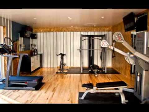 Home Gym Design Ideas YouTube - Home gym design ideas