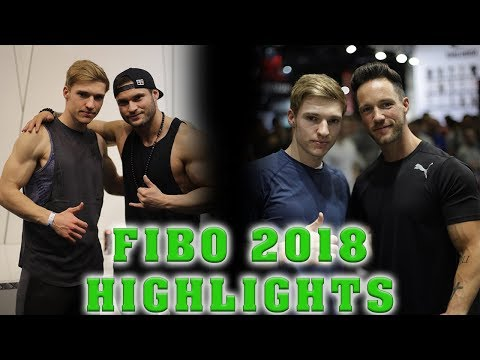 Aftermovie Fibo 2018 - Rocka Nutrition, Magic Fox, Simon Teichmann, Flying Uwe etc.