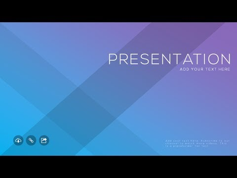 How To Create An Ultimate PowerPoint Presentation Template like a Pro