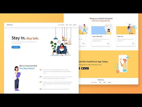 Responsive Website Design | HTML And CSS Tutorial