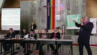 Desafios da Inclusão LGBT nas igrejas - Congresso Igrejas e Comunidade LGBTI+