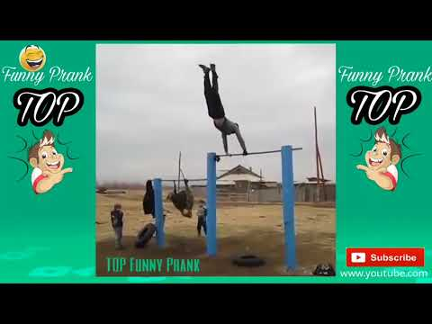 Try Not To Laugh Challenge Funny Video Compilation With The Funniest Fails of By Top Funny