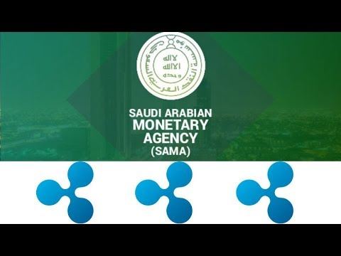 Ripple Partners with Saudi Arabian Monetary Authority (SAMA) & Confirms Western Union Using XRP