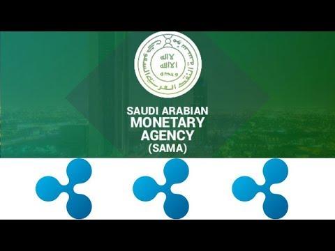 Ripple Partners With Saudi Arabian Monetary Authority (SAMA) & Confirms Western Union Using XRP