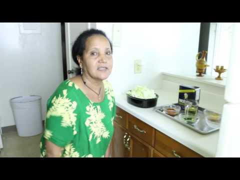 "Ethiopian Food ""How to Make Tikil Gomen"" የጥቅል ጎመን አሰራር"