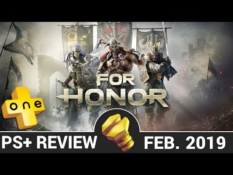 For Honor Review - PLUSone (PlayStation Plus February 2019)
