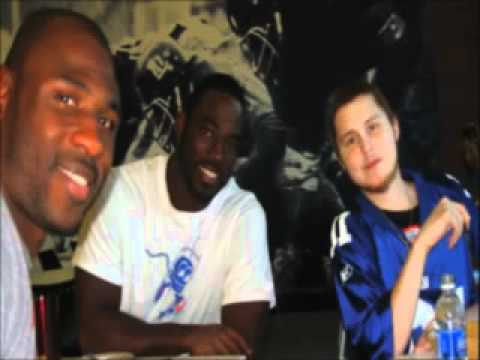 ESPN on Justin Tuck - Brick Strong (AshleyLaurenFoundation.org)