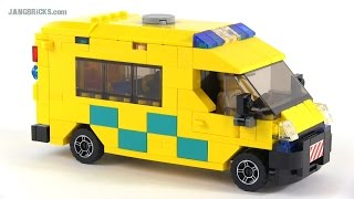LEGO City custom Ambulance MOC #2