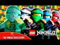 ЛЕГО НИНДЗЯГО 3 Супер Силы Ниндзя Энерджи Кружитцу Аэроджитцу Lego Nindjago Мультик про Лего mp3