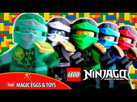 Ниндзяго мультфильм на русском все серии подряд 19 серия лего мультики для детей Детское видео