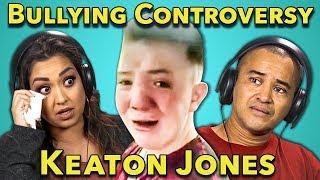 PARENTS REACT TO KEATON JONES BULLYING CONTROVERSY